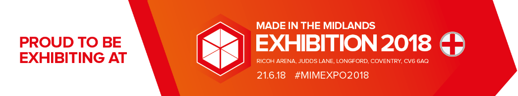 The Made in the Midlands Manufacturing Exhibition is back and is the Midlands' biggest expo for engineering & manufacturing!