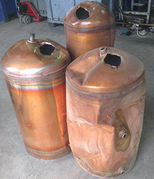 copper cylinders boilers from plumbers